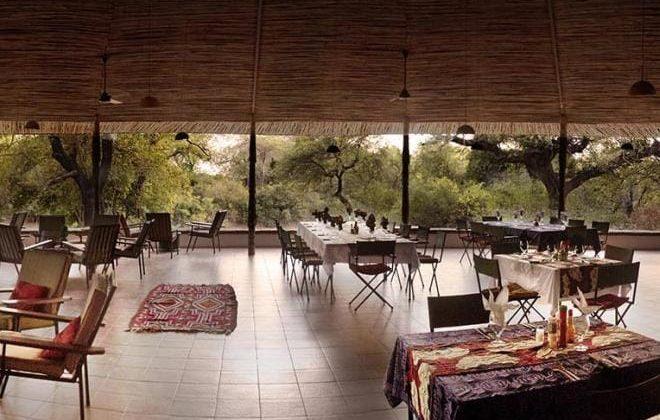 Tinga Camp Dining 1