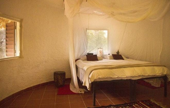 Tinga Camp Rooms