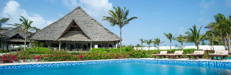 Zawadi Hotel Pool
