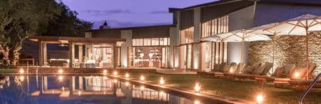 Becks Safari Lodge Pool