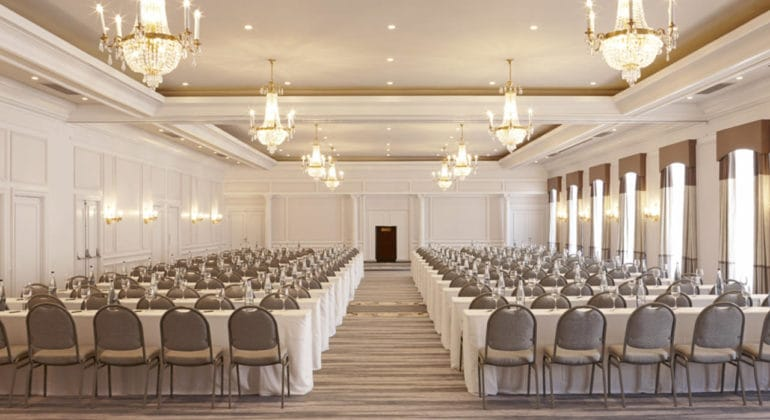 Belmond Mount Nelson Hotel Conference Room