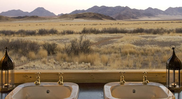 Boulders Safari Camp Bathroom