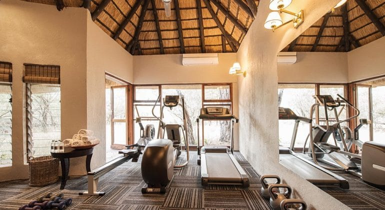 Dulini Lodge Gym