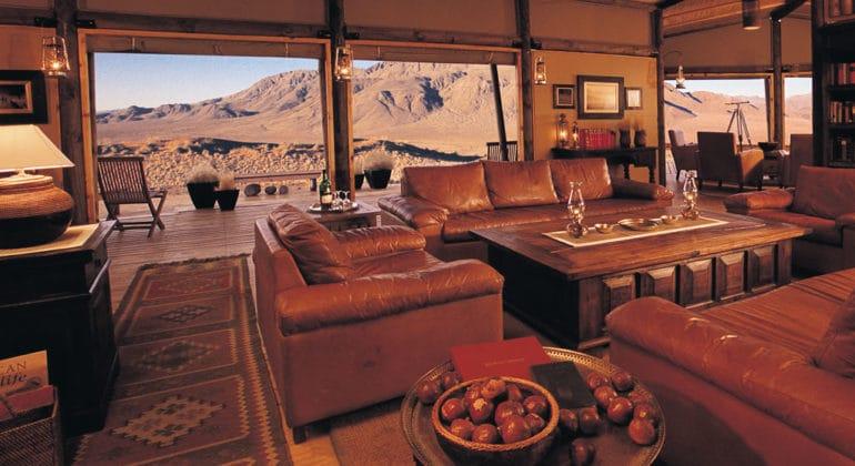 Dunes Lodge Lounge