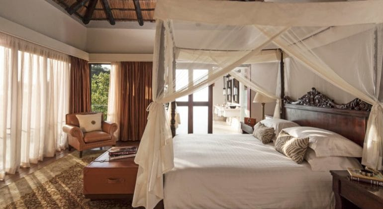 Four Seasons Serengeti Rooms