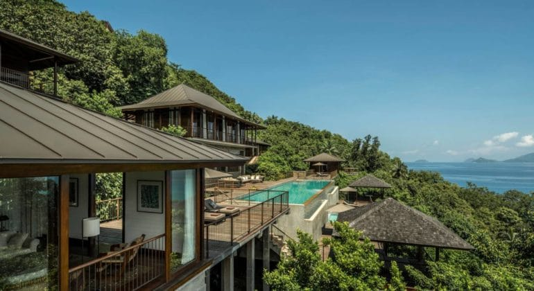 Four Seasons Seychelles View 1