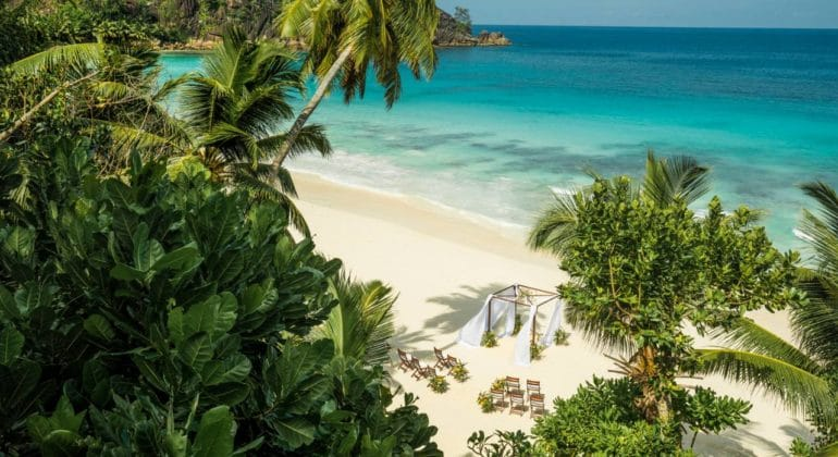 Four Seasons Seychelles View
