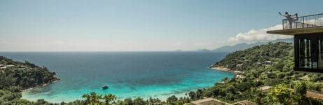 Four Seasons Seychelles View From Room