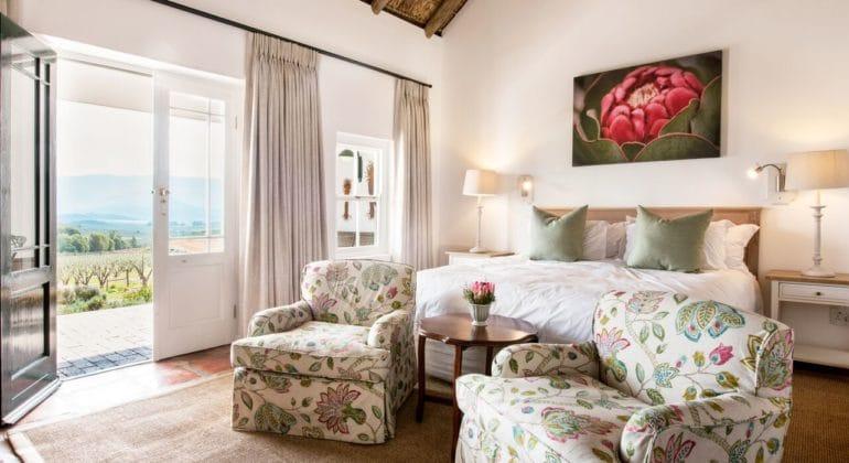 Galenia Estate Bedroom