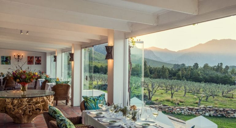 Galenia Estate Dining