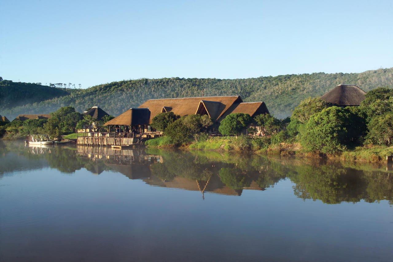 Kariega River Lodge View
