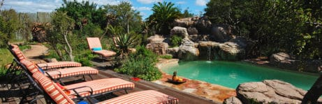 Kariega Ukhozi Lodge Poolside
