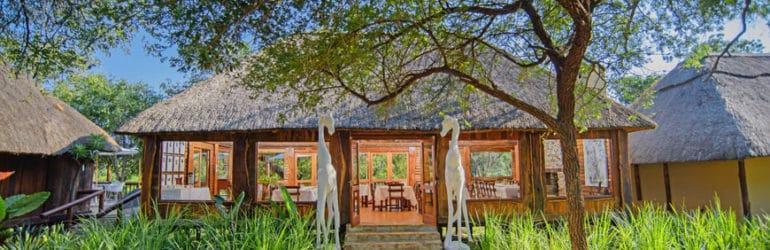 Karongwe Lodge Exterior