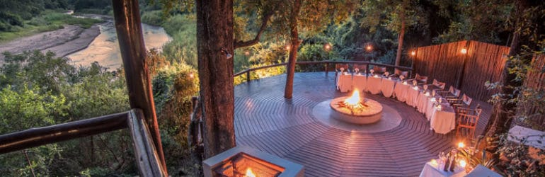 Kuname Lodge Outdoor Dining 1