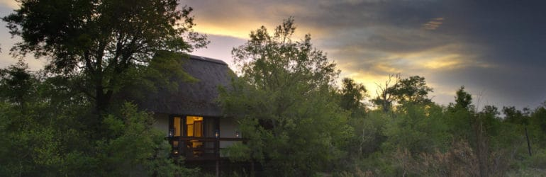 Little Bush Camp Suite Exterior