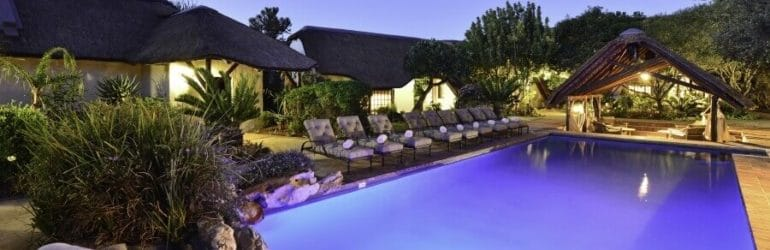 Lobengula Lodge Pool 1