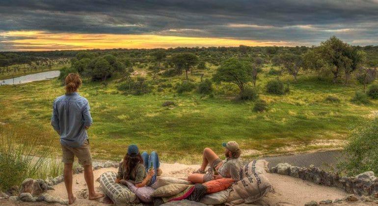 Meno A Kwena Landscape
