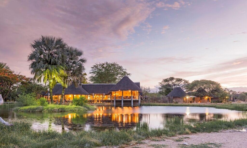 Onguma Bush Camp Overview