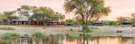 Onguma Tented Camp View