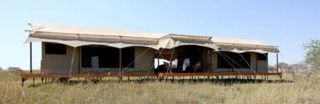 Siringit Serengeti Camp Family Tent