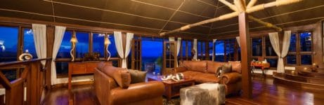 Taasa Lodge Lounge