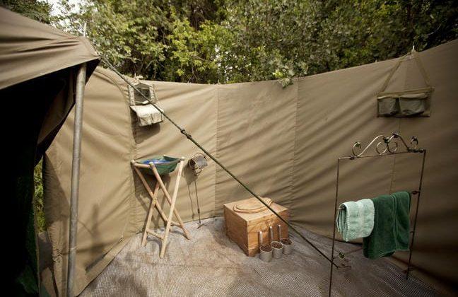 Wayo Banagi Green Camp Bathroom
