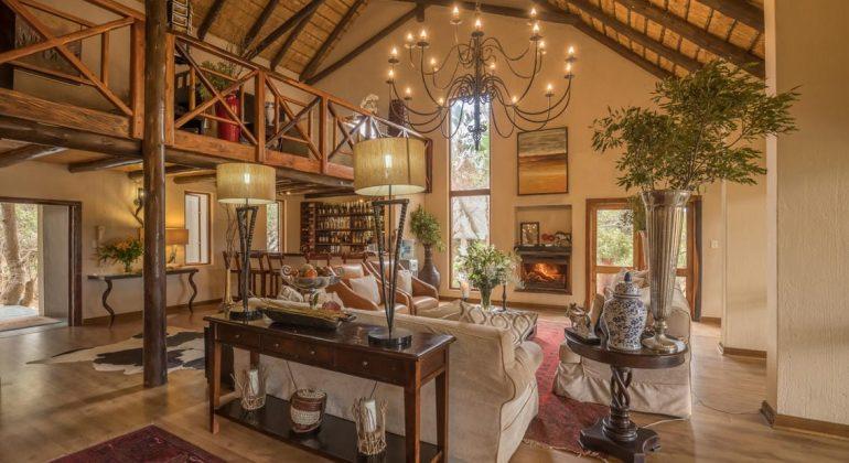 Kuname Lodge Lounge
