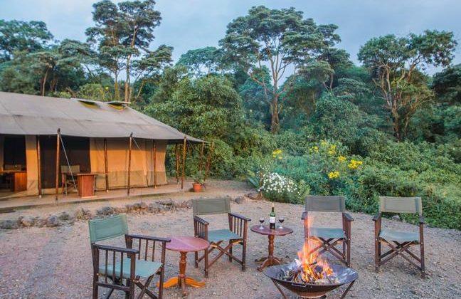 Bukima Tented Camp Outdoors