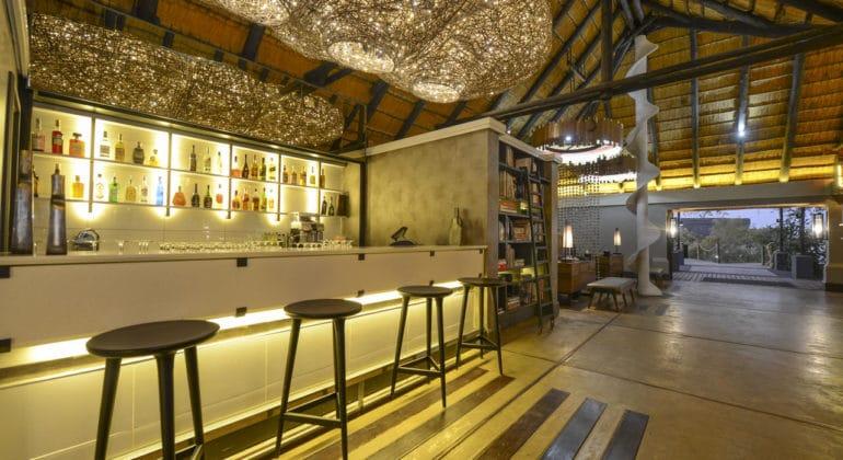 Chobe Water Villas Bar