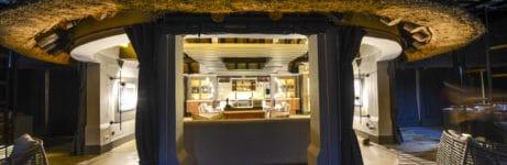 Chobe Water Villas Bar Lounge