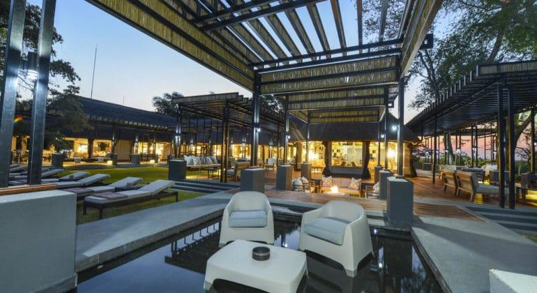 Chobe Water Villas Outdoors