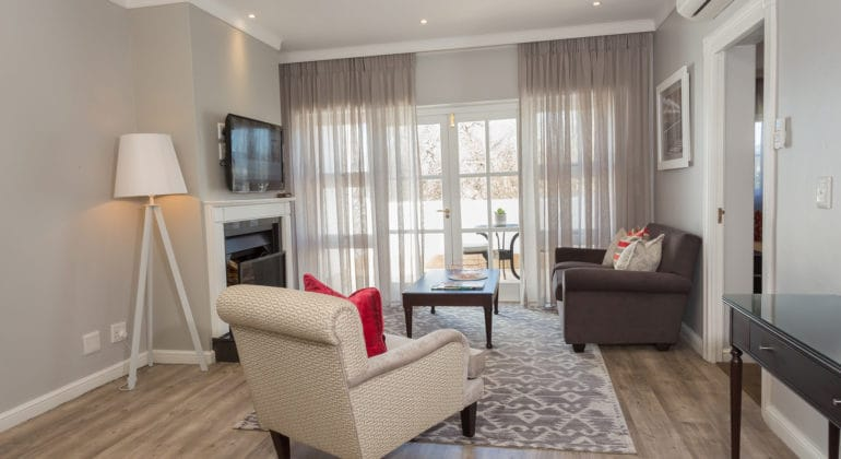 Fancourt Hotel Suite Lounge