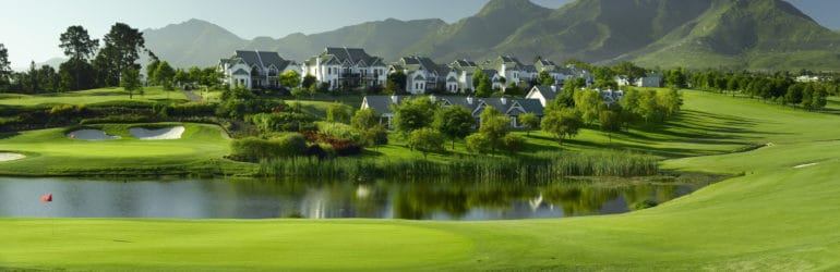 Fancourt Hotel View 1