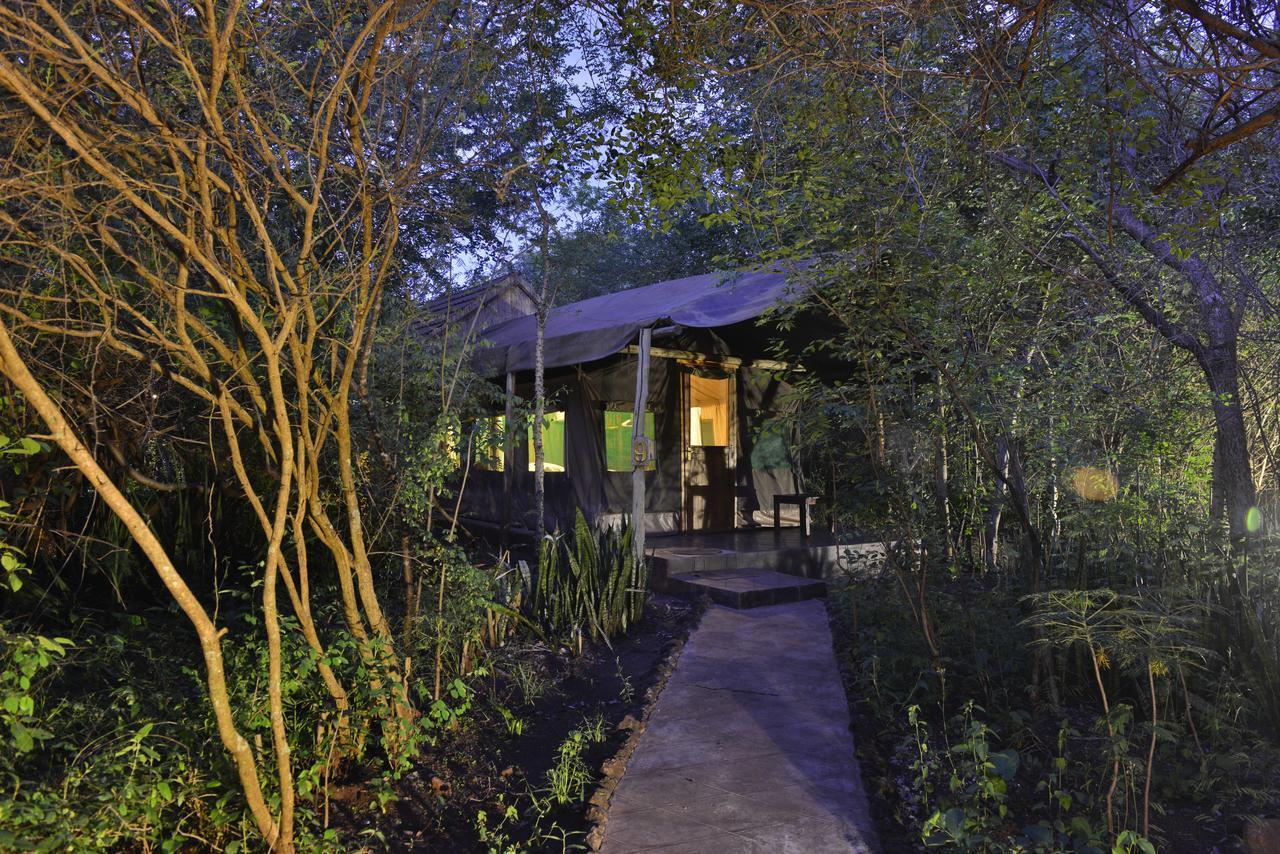 Ichingo Chobe River Lodge Walkway