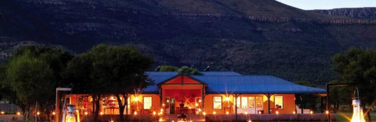 Karoo Lodge View