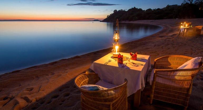 Kaya Mawa Beach Dining