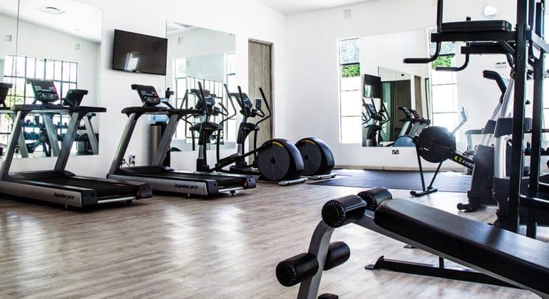 Latitude 15° Gym