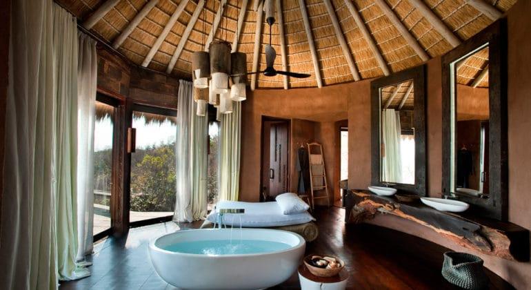 Leobo Private Reserve Bathroom