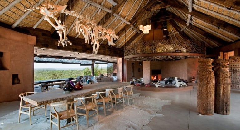Leobo Private Reserve Indoors