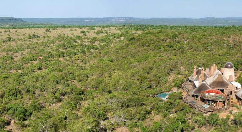 Leobo Private Reserve View