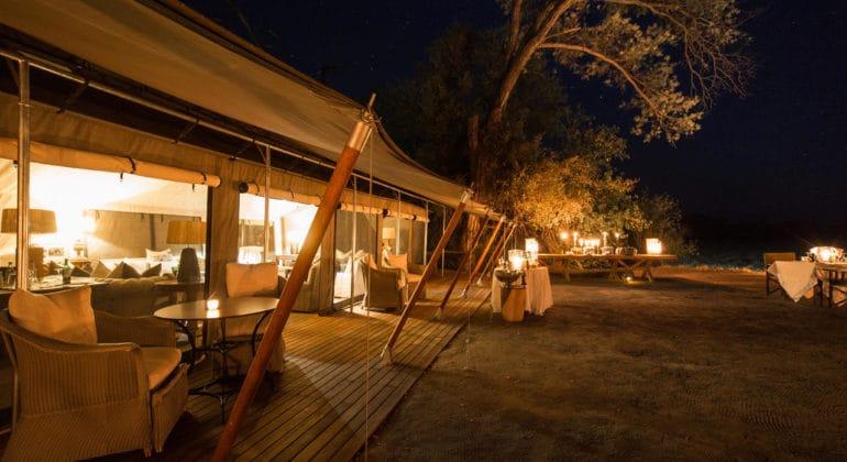 Little Machaba Camp Main Area 1