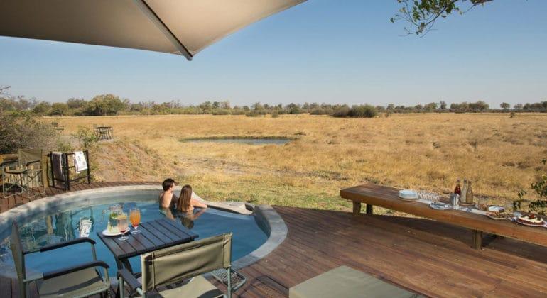 Little Machaba Camp Pool