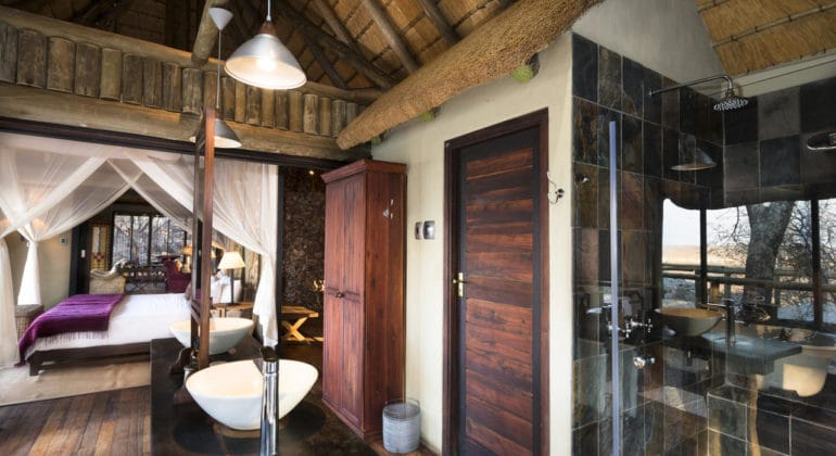 Little Ongava Bathroom