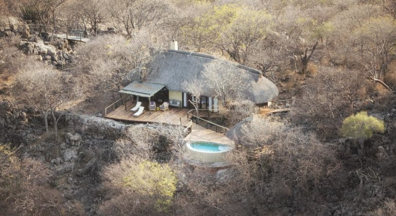 Little Ongava Bird's Eye View