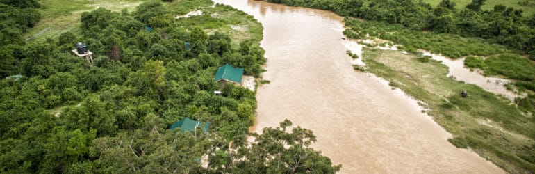 Lulimbi Tented Camp Drc Virunga