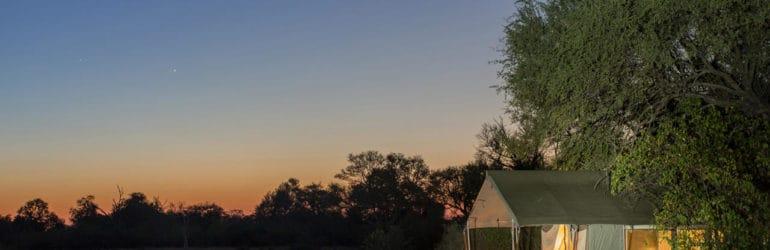 Machaba Camp Tent