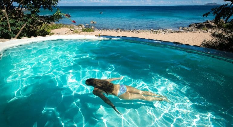 Ndomo House Private Pool