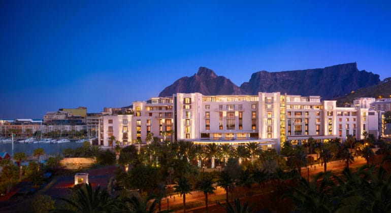 One & Only Cape Town Exterior