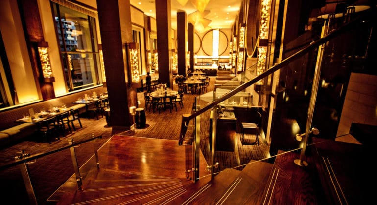 One & Only Cape Town Nobu Restaurant