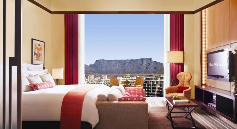 One & Only Cape Town Room